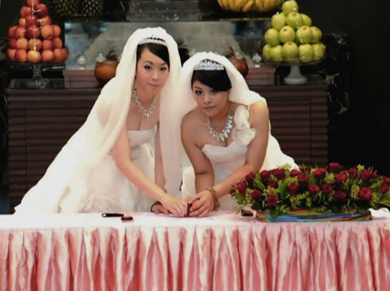 Свадьба лесбиянок фото 17 фотография