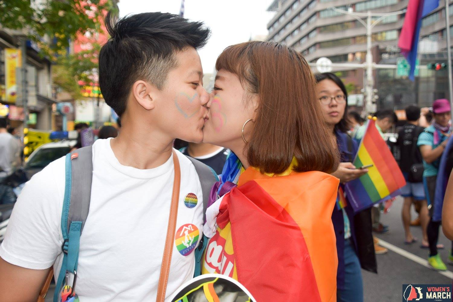Make Equality Personal to Persuade in Taiwan